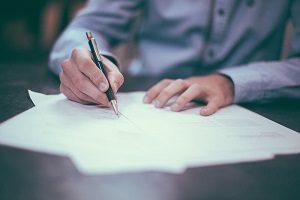 Niezbędne dokumenty do przeprowadzenia czynności notarialnej